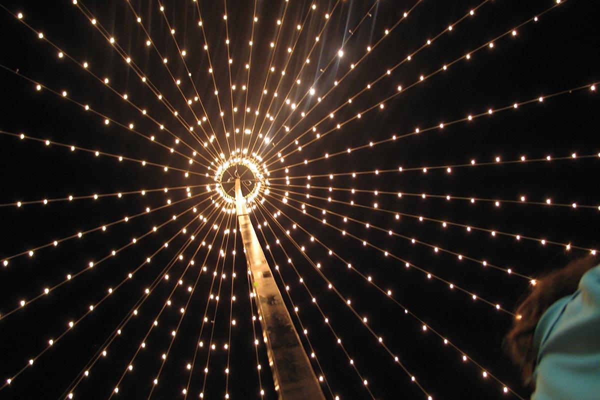 """""""Paraguas Luminoso LED E14 blanco cálido"""""""